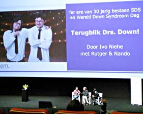 Symposium Down Syndroom